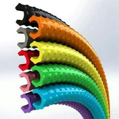 Grippoz - not your normal push rim covers for wheelchairs