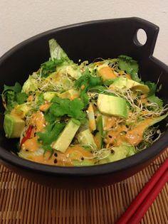 No Empty Fridge: Japanese-Style Salad