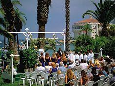 Descanso Beach Club Santa Catalina Island Weddings Avalon Reception Venues 90704 | Here Comes The Guide