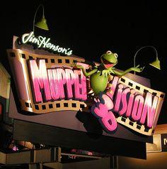 Muppets 3D....my favorite