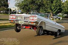 Gotta love any Impala vert