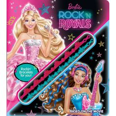 Regarder Barbie : Rock et Royales DVDRiP en streaming ...