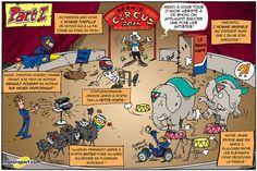 L'humeur de Cirebox - Bienvenue au Bernie Circus ! (Partie 1)