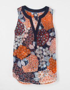 I love Boden clothing. And I love patterns, especially shirts I can wear with a suit, under a cardigan or a denim jacket.