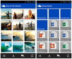 Microsoft SkyDrive – launches on Android    >> For more info click the picture ♥
