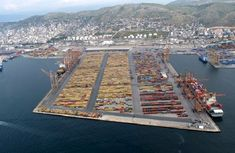 Piraeus Port Breaks Container Traffic Record, Up by 6.4% in 2017