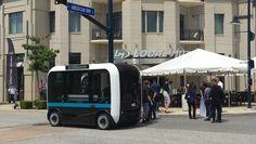 Olli mini bus imprimé en 3D  http://www.lifestyl3d.com/impression-3d-industrie-automobile-affaire-roule/