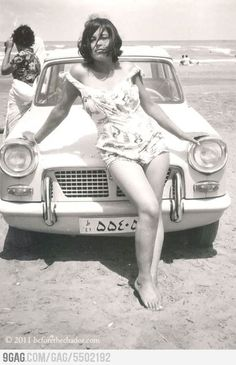 You may not believe it but its Iran in 1960s.