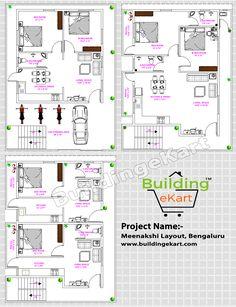 duplex house plans in andhra pradesh. House Plan in Meenakshi Layout  Bengaluru 15ft 25ft North Facing Duplex Tirupathi Andhra