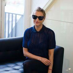 Charlotte Ronson x Vogue Eyewear, sa vie en accessoires - ELLE