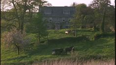 Barton Cottage.  From Sense and Sensibility.  Lovely cottage.