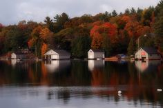 Parry Sound, Ontario | 25 Places In Canada That Basically Look Like A Bob Ross Painting