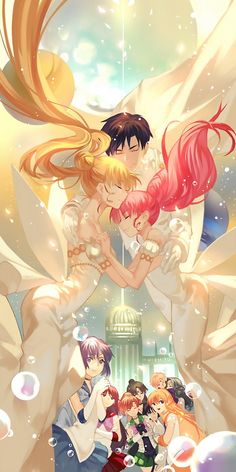 Serenity, Endymion, Small Ladt and the Sailor Scouts- kurisu004: ★6.30☆   皇♦小J [pixiv]