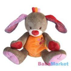 Doukidou Plüss 35 cm nyuszi Charlotte Tigger, Disney Characters, Fictional Characters, Teddy Bear, Toys, Animals, Animales, Animaux, Animais