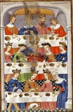 Christine de Pisan. The Book of the Queen . c1412