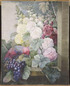 Pierre-Joseph Redouté au Musée de la vie romantique