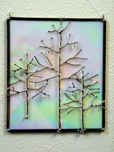 Stained Glass Winter Solstice Suncatcher | Flickr - Photo Sharing!