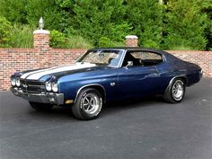 Best classic cars for sale chevy chevrolet chevelle Ideas Old Muscle Cars, Custom Muscle Cars, Chevy Muscle Cars, Custom Cars, Chevrolet Chevelle Ss, 1970 Chevelle, Pontiac Gto, Chevy Ss, Chevelle Ss For Sale