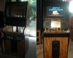 Neo Geo Arcade box powered by Raspberry pi!. I need one in my life!