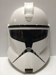 (TAS031702) - Collectable Halloween Mask - Star Wars Storm Trooper