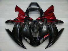 Red Black Fairing Fit for Yamaha YZF R1 2002 2003 Injection Mold Plastic b04