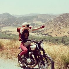Motorcycles and a Few Ladies | 4Ever2Wheels - The Best of the Web on Two Wheels