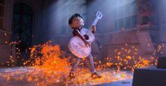 COCO il nuovo film animato Pixar ci porta nel mondo della musica e dei Morti della tradizione messicana