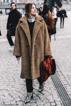 Street Style Paris Haute Couture II   Collage Vintage