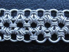 Japanese 12 in 1 Chainmaille Tutorial