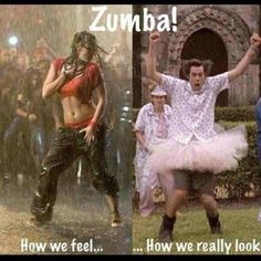 Why I do not do Zumba!