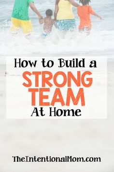 When living in a family, there is nothing quite like building your team. How…