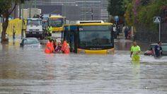 El Consorcio de Seguros paga 36 millones por los temporales en Canarias y el sur