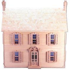 "Willow Dollhouse - Greenleaf Steel Rule - Toys ""R"" Us"