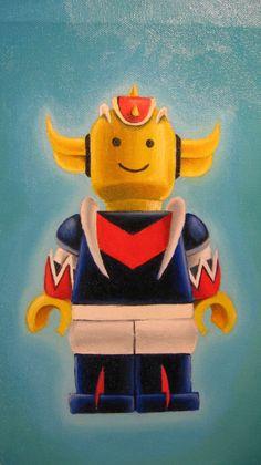 Goldorak // LEGO'ldorak