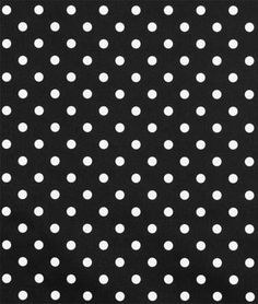 Shop Premier Prints Polka Dot Black/White Fabric at onlinefabricstore.net for $9.98/ Yard. Best Price & Service.