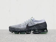 """Przed Wami nowe wydanie butów Nike Air VaporMax z projektu Heritage, który nawiązuje barwami do modelu Air Max 95 OG """"Neon"""" sprzed lat. Zobacz gdzie kupisz"""