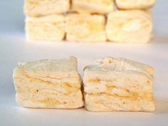 Karamell örvényes pillecukor (mályvacukor, marshmallow)