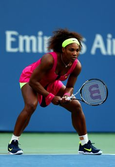 Serena Williams - 2012 US Open - Day 4
