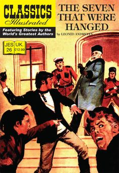 Cover for Classics Illustrated (JES) (Classic Comic Store, 2008 series) #26 - The Seven That Were Hanged