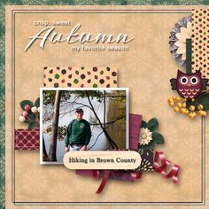 Layout byTbear. Kit: Autumn Treasures by Scrapbird Designers collab http://scrapbird.com/kits-c-446/scrapbird-collab-c-446_113/autumn-treasures-p-18271.html
