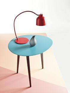 David Cleveland & Laura Fulmine for Elle Decoration #palette
