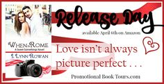 When in Rome by J. Lynn Rowan - Release Day Blitz and Giveaway