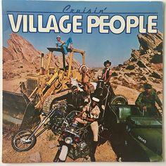 Village People Cruisin' LP Vinyl Record Album