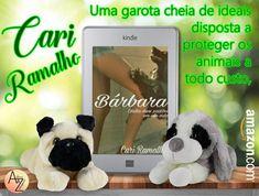 livro BARBARA - Corre na AMAZON!!