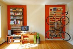 If you live in an apartment or have a lot of stuff in your home or garage, you may need to make some room for your bike, or bikes if your partner or family also...