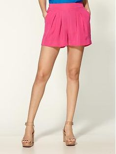 Show off sexy legs in these soft $44 shorts from @Piperlime