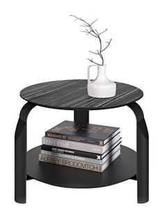 Scale Side Table from Modern Furniture by Tema Home on Gilt