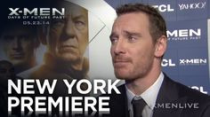 X-Men: Days of Future Past || New York Premiere Highlights