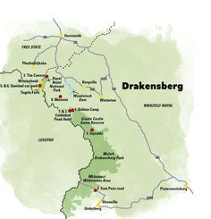 8 Drakensberg hiking routes recommended by experts Hiking Routes, Hiking Trails, Hotel Games, Free State, Autumn Park, Kwazulu Natal, Game Reserve, Hiking Backpack, Africa Travel