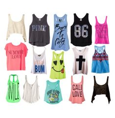 Tank tops for Teen